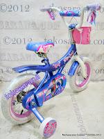 Sepeda Anak Wimcycle Tiffany 12 Inci 2