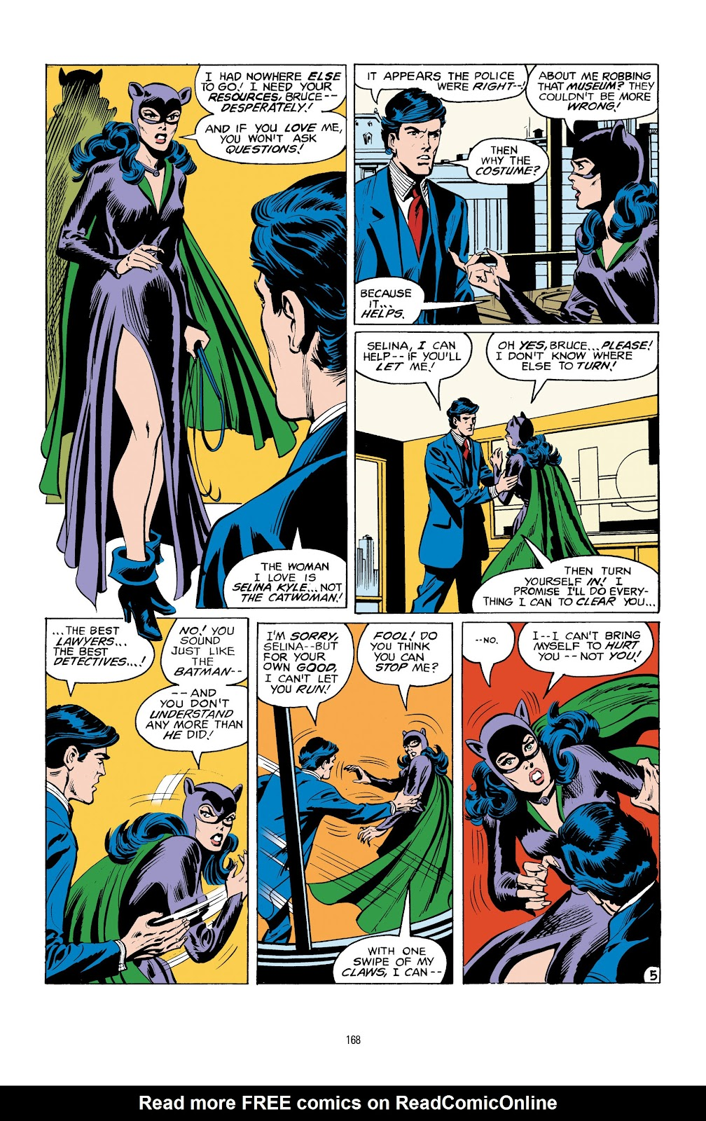 Read online Catwoman: A Celebration of 75 Years comic -  Issue # TPB (Part 2) - 69