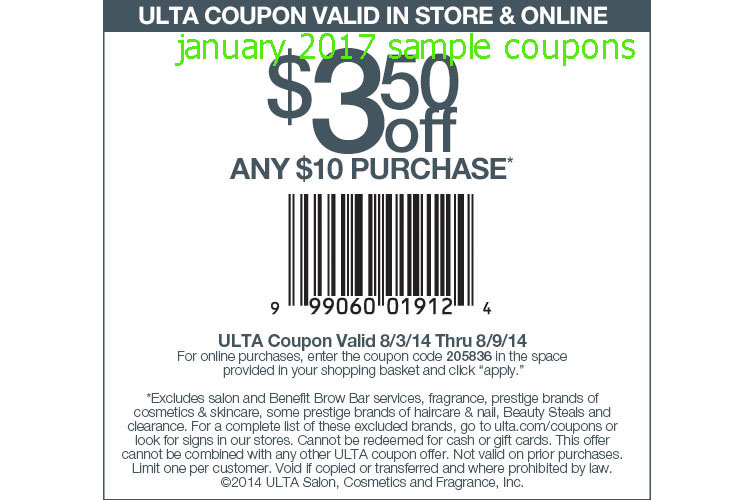 Ulta discount coupon