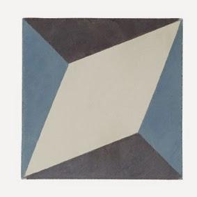 płytki cementowe, geometryczne płytki, trójwymiarowe płytki