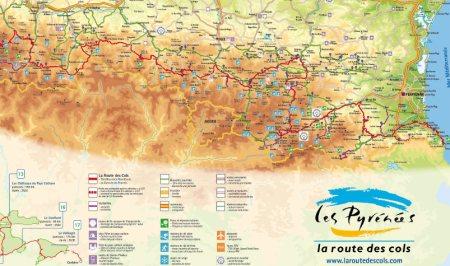 Mapa De Los Pirineos.Me Gusta Ahorrar Mapa De Los Pirineos Gratis
