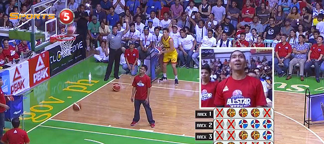 3-Point Shootout | PBA All-Star 2017 (REPLAY VIDEO)