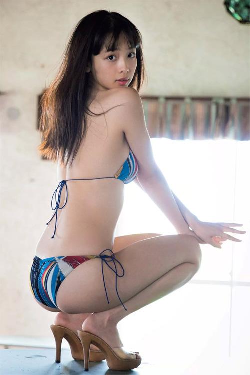 Asuka Hanamura 華村あすか, Weekly Playboy 2018 No.22 (週刊プレイボーイ 2018年22号)