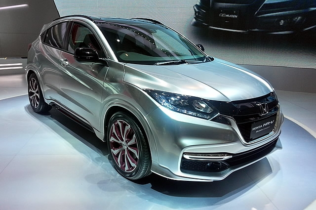 Modifikasi Honda HR V Modulo IIMS