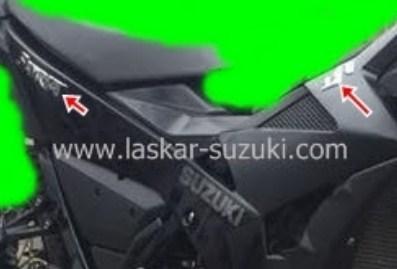 Akan ada Suzuki Satria F 150 Injeksi Warna Black Predator