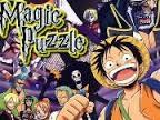 العب الان لعبه بازل من العاب ون بيس One-Piece Magic Puzzle