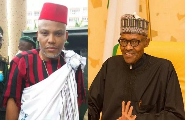 Biafra: Nnamdi Kanu reveals what he requested from Buhari, speaks on 2019