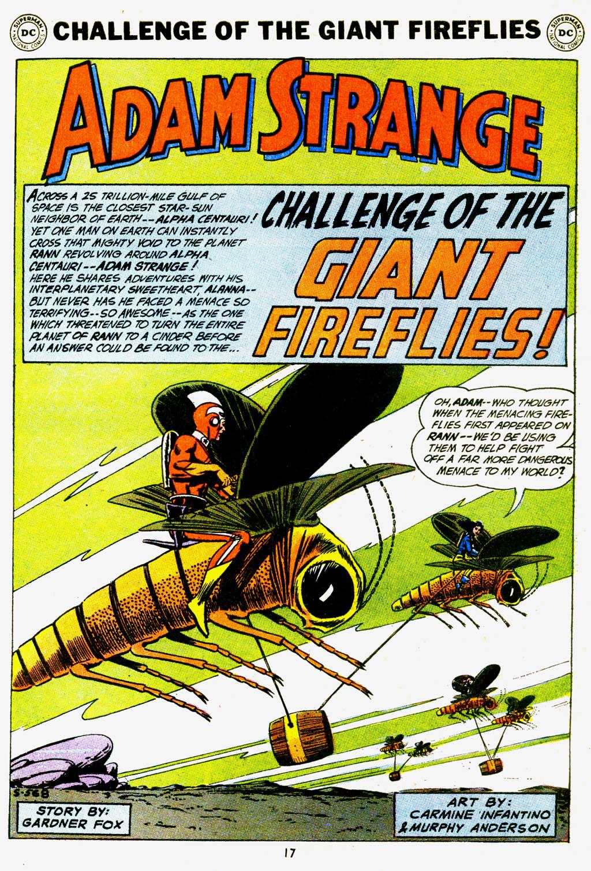 Strange Adventures (1950) issue 227 - Page 19