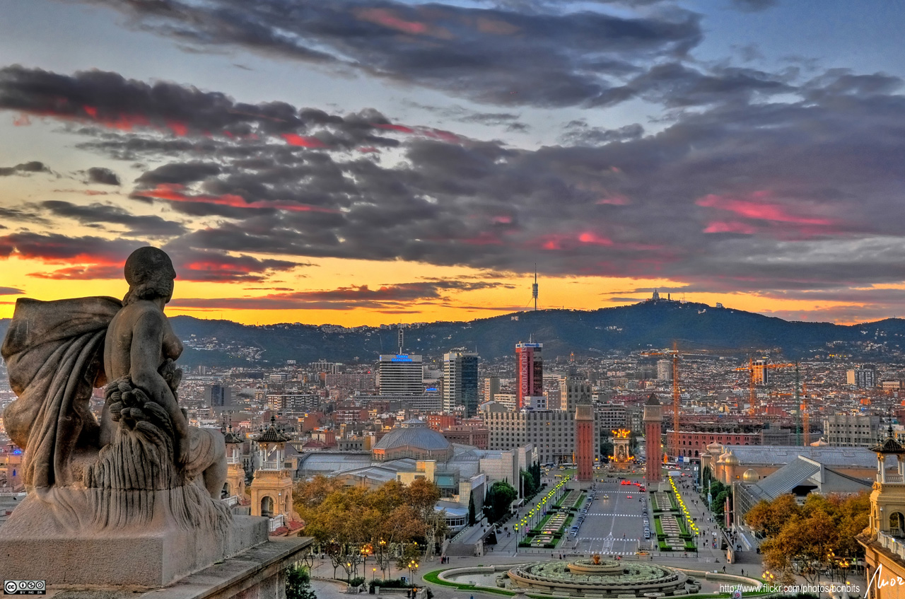 Images Cart : Barcelona City - Spain