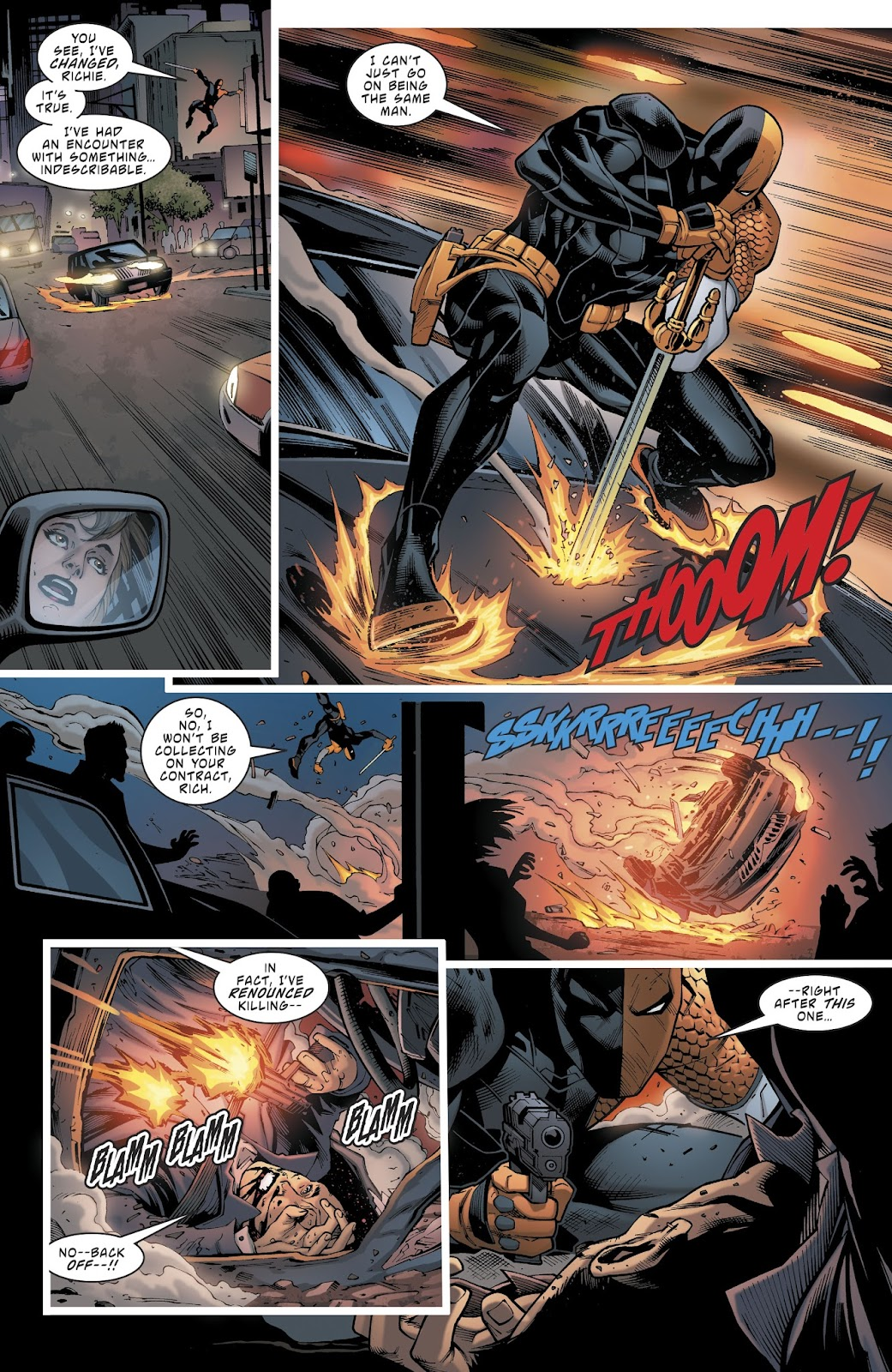 Read online Deathstroke (2016) comic -  Issue #21 - 18
