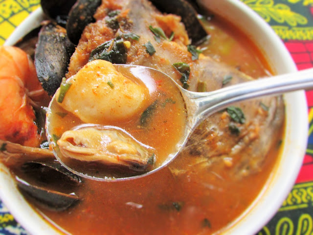 How to make Nigerian catfish pepper soup