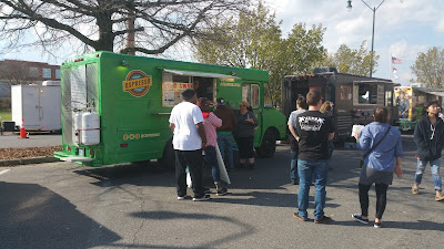 Birth of a Food Truck Groupie | Navigating Hectivity by Micki Bare