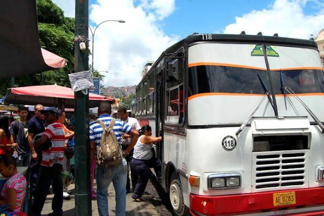 Transportistas en Zulia evalúan otra vez irse a paro