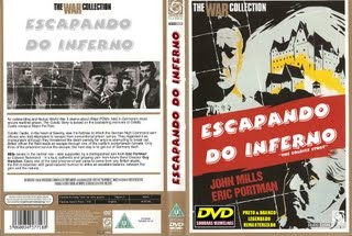 ESCAPANDO DO INFERNO (1955) - REMASTERIZADO