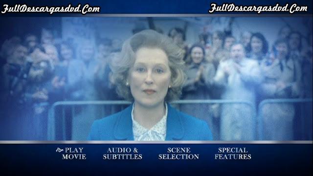 The Iron Lady DVDR NTSC Español Latino Descargar 2011