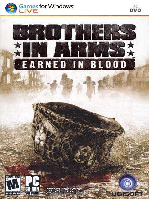 تحميل لعبة Brothers in Arms Earned in Blood مضغوطة برابط واحد مباشر + تورنت كاملة مجانا