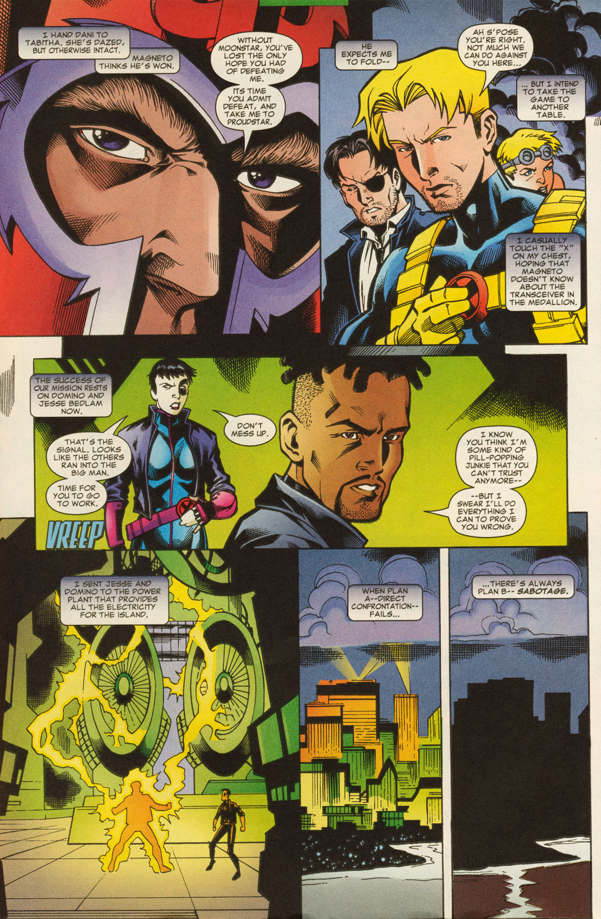 Read online X-Force (1991) comic -  Issue #95 - 24
