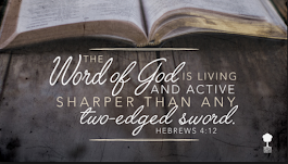 Encouragement. Truth from the Word of God.