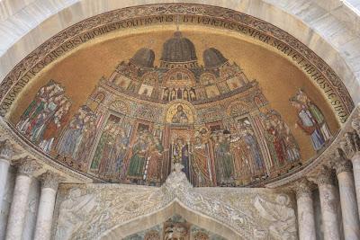 San Marco Basilica in Venezia