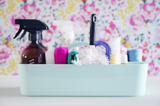 IHeart an Organized Cleaning Caddy. IHeart Organizing  IHeart an Organized Cleaning Caddy
