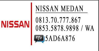 Sales Nissan Kota Medan