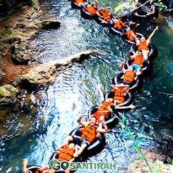 river tubing santira