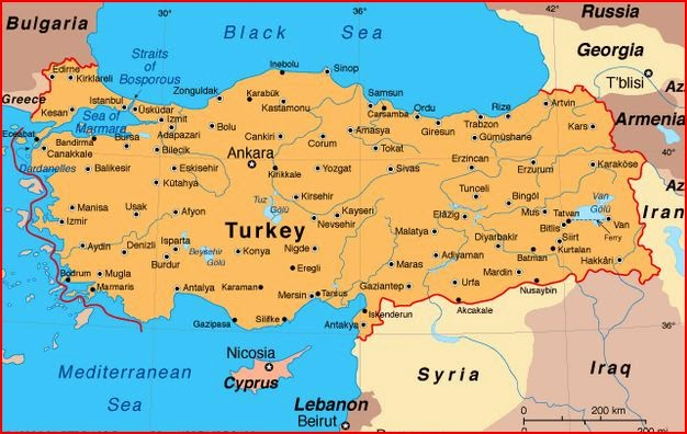 Turkki Ja Alanya Muut Blogit