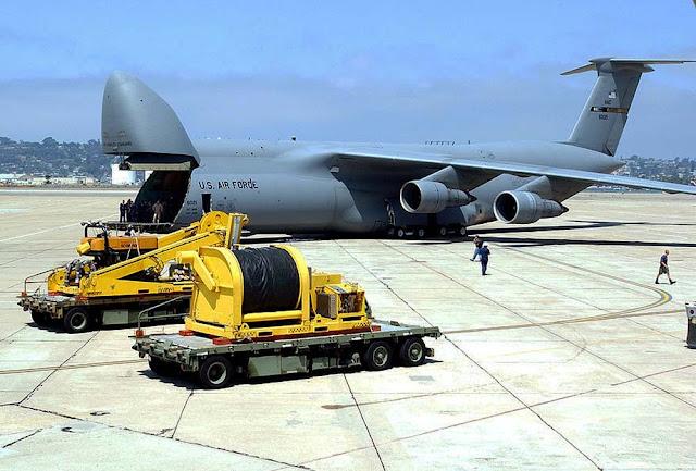 O maior avião militar do mundo