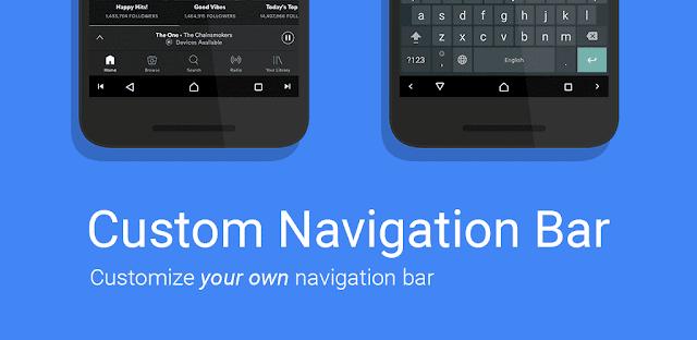 Cara menyembunyikan Navigation Bar di Semua Android
