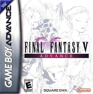 Final Fantasy V Advance ( U ) [ GBA ]