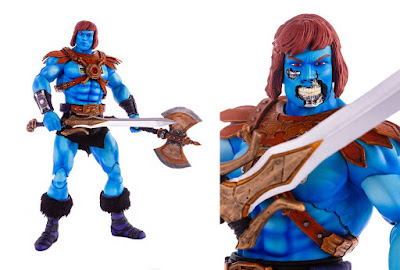 Previews Exclusive Masters of the Universe Faker 1/6 Scale Figure by Mondo