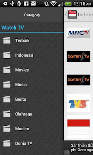 Indonesia TV, Wahyu-iwe