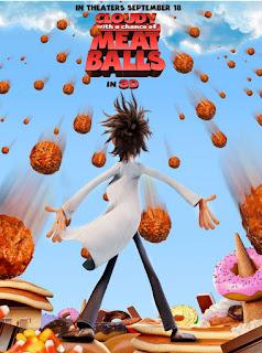 Chance Of Meatballs 1 มหัศจรรย์ลูกชิ้นตกทะลุมิติ 1