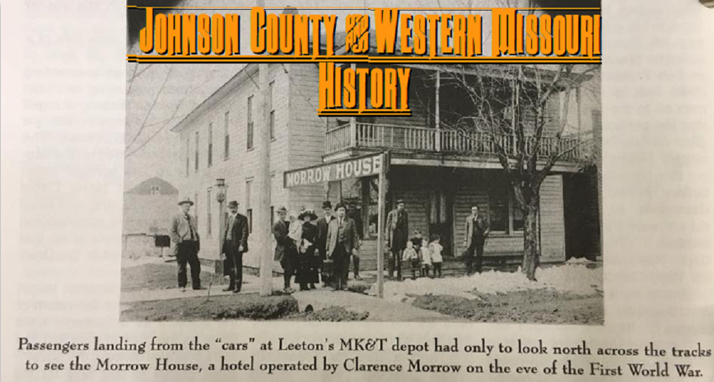 Johnson County and Western Missouri History
