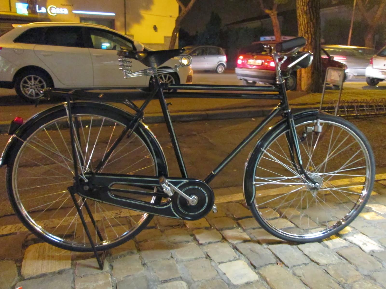 Restauro Di Una Bici Tipo Olandese Pezzi Di Bici