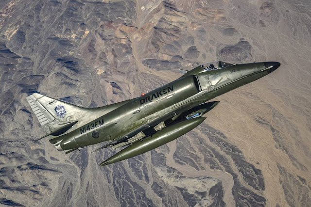 Draken awarded TACT contract