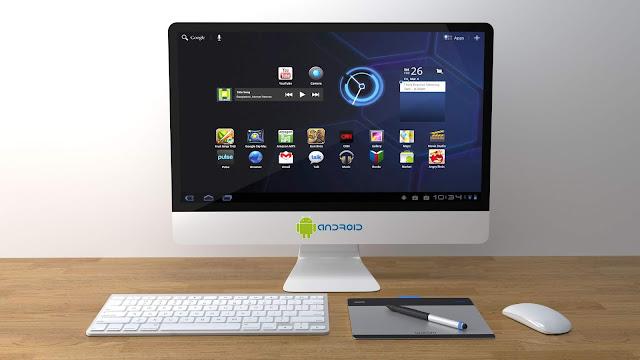 تشغيل ملفات apk اوتطبيقات والعاب الاندرويد علي الكمبيوتر