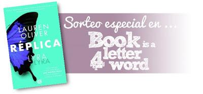 Sorteo BookIsA4LetterWord
