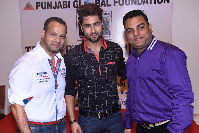 5. Sabir & Faisal Attarwala with Ankit Gera