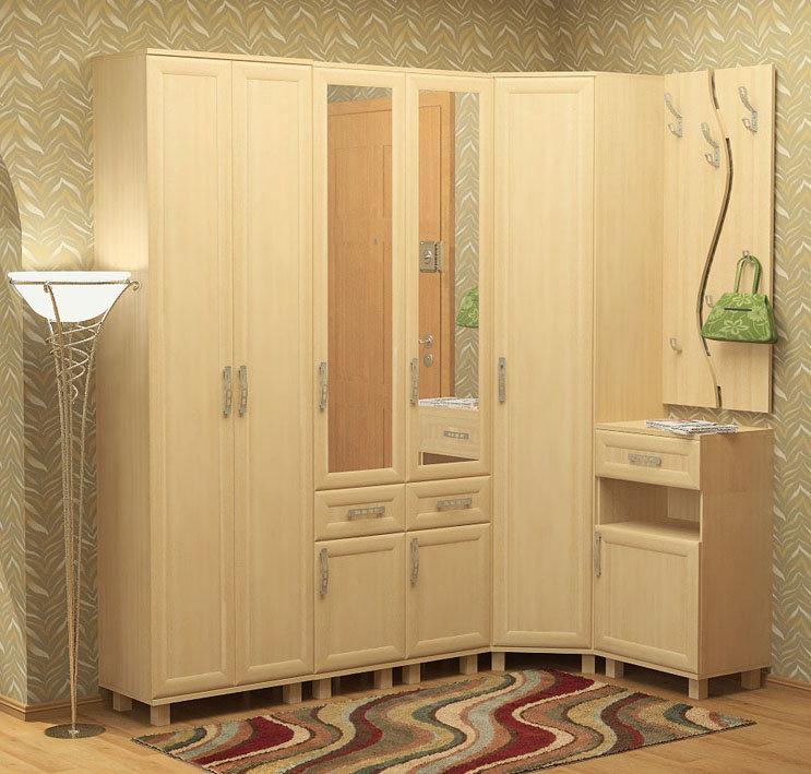 Modern%2BCorner%2BBeige%2BWardrobe%2Bfor%2BYour%2BCool%2BBedroom%2Bwww.decorunits%2B%252813%2529 15 Modern Corner Beige Wardrobe for Your Cool Bedroom Interior