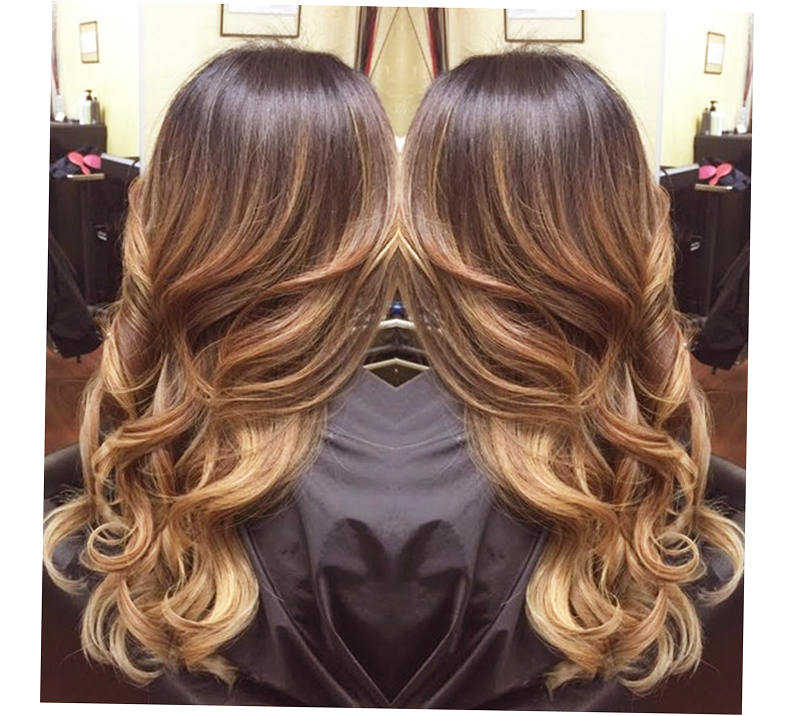 Balayage Highlights Blonde Picture