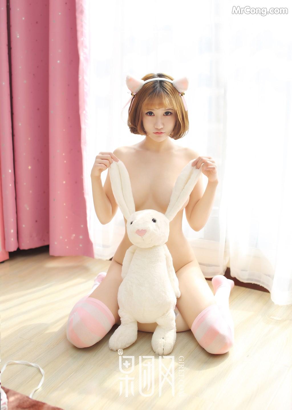 Image GIRLT-No.042-Aojiao-Meng-Meng-K8Vivian-MrCong.com-004 in post GIRLT No.042: Người mẫu Aojiao Meng Meng (K8傲娇萌萌Vivian) (54 ảnh)