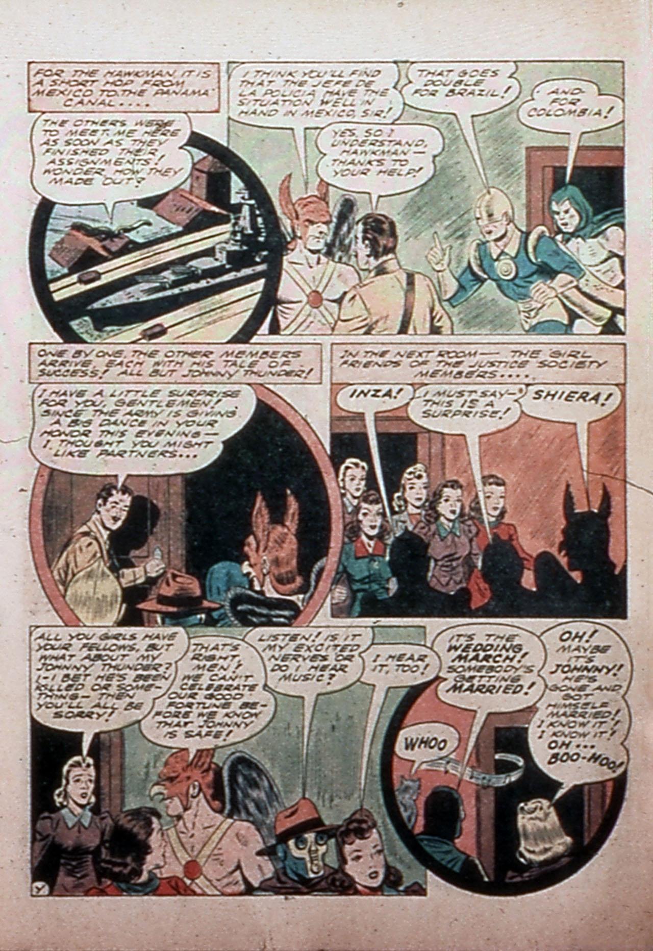Read online All-Star Comics comic -  Issue #9 - 64