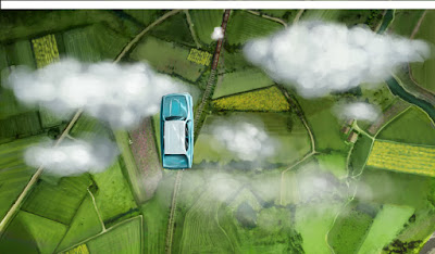 In volo verso Hogwarts (Momento 1, vista 1)