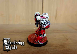 Space Marine Painting Warhammer 40k Competition Completed Blanche Blanchitsu
