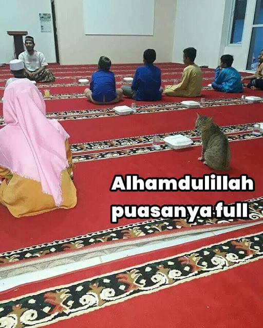 Meme Lucu Puasa Ramadhan 10