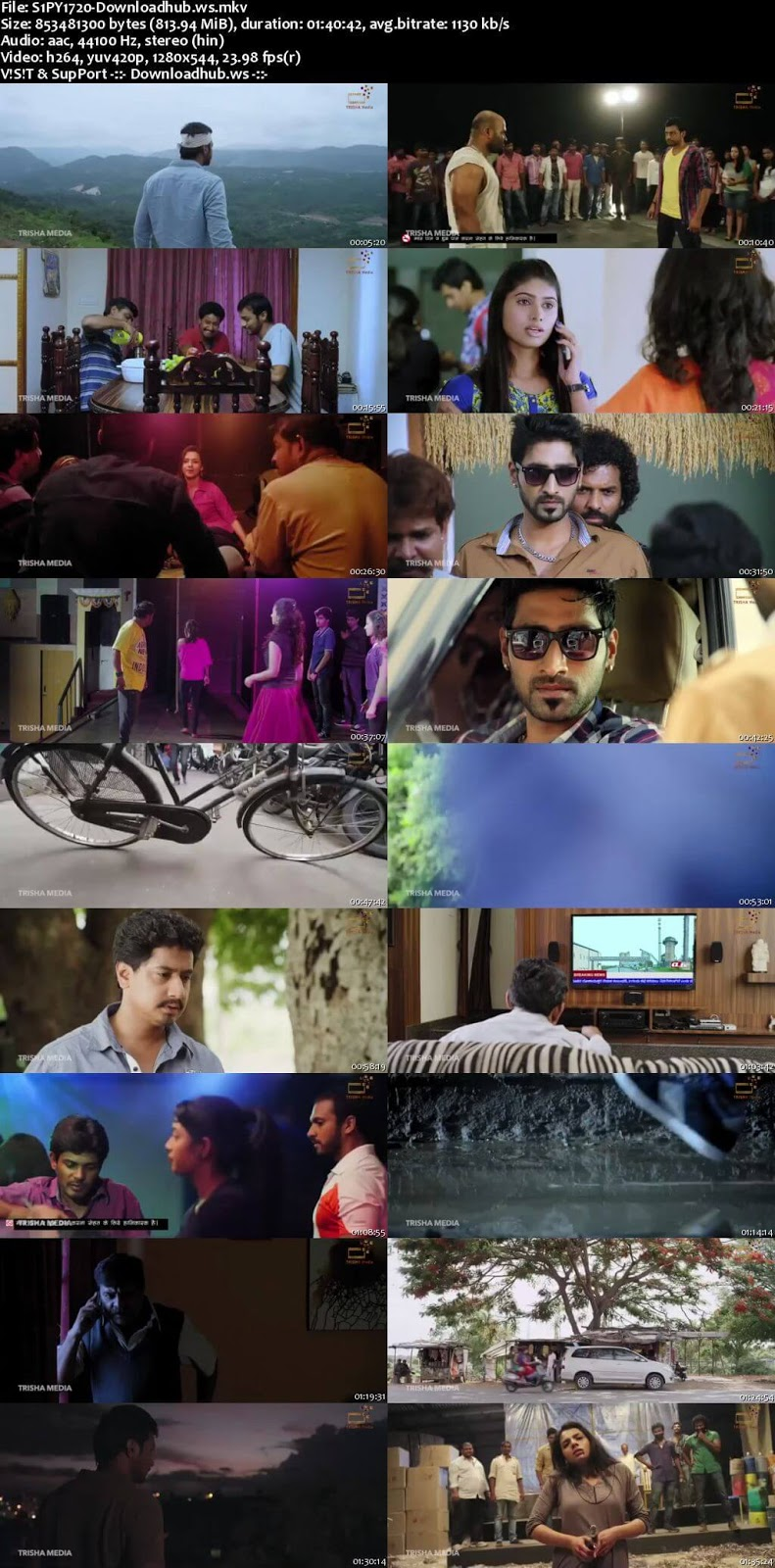 Sipaayi 2016 Hindi Dubbed 720p