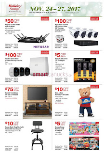 Costco Weekly Flyer Warehouse Valid Canada November 24 - 27, 2017 Black Friday
