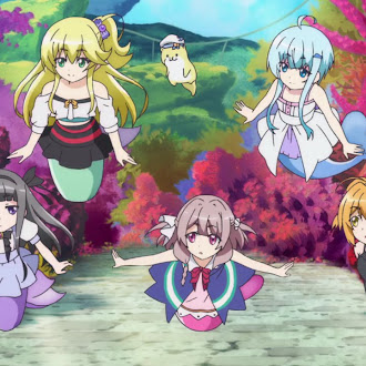 Bermuda Triangle: Colorful Pastrale Episode 03 Subtitle Indonesia