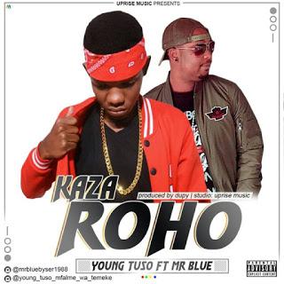 Young Tuso Ft. Mr Blue - Kaza Roho